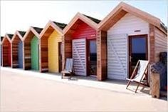 Image result for beach huts blyth