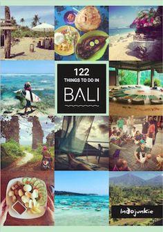 Du möchtest nach Bali in Indonesien und suchst nach der perfekten Reiseroute? Hier findest Du sie. Die besten Reiseziele auf Bali auf einer Karte markiert.