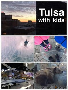 Tulsa Oklahoma with Kids | Great ideas for families living in Tulsa or visiting OK | Bambini Travel