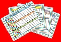Un très bel exemple de cahier journal pour la maternelle sur le site de Chocolatine. School Organisation, Planner Organization, Organisation Administrative, Petite Section, Cycle 3, Journal Inspiration, Kids Learning, Alphabet, Preschool