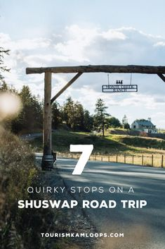 Take a day trip from Kamloops through the Shuswap and brake for local farm stands, eateries, and fun oddities like a motorcycle museum and a donkey refuge. Here are 7 quirky stops. Motorcycle Museum, Highway 1, Farm Stand, Lake View, Walking Tour, Public Art, Donkey, Day Trip, Highlights