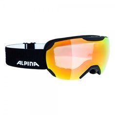 6211ee1ed5c Ochelari Alpina Pheos S black matt VMM red