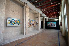 """Remed & Okuda in """"Esto no es Graffiti"""" Expo curated by Delimbo Gallery"""