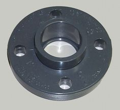 "854-005 1/2 PVC-80 SOC VANSTONE FLANGE 3/4"" $3.90 each - much cheaper than the steel flange"