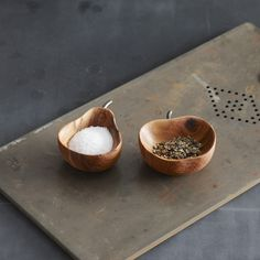 ++ Apple & Pear Pinch Bowl Set