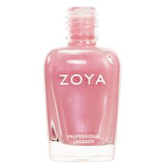Jordana: Peach pale pink with pearl shimmer finish. Zoya Nail Polish has the hottest shades for all seasons and skin types, they're also the longest wearing lacquer formulation in the world today! You