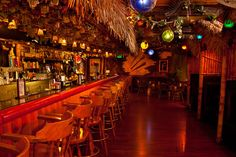 Our Top 8 Tiki Bars to Check Out in California | Forbidden Island