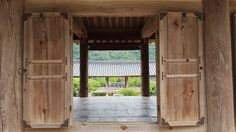 Man Cave Doors, Exterior, Curtains, Classic, Korean, Culture, Image, Design, Home Decor