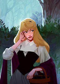 Sleeping Beauty Maleficent, Disney Sleeping Beauty, Pocket Princesses, Disney Princesses, Disney Characters, Disney And Dreamworks, Disney Pixar, Im A Princess, Briar Rose