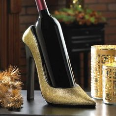Zingz & Thingz Tabletop Wine Holder