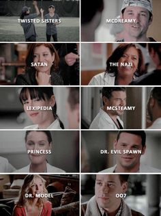 #wattpad #random Memes about the show Greys anatomy