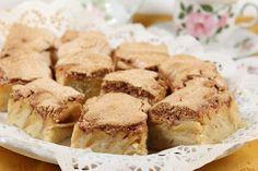 Cake By Mary: Äppelkaka med kanelmaräng