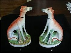 Staffordshire Whippets