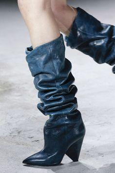 saint laurent fall 2017 shoes