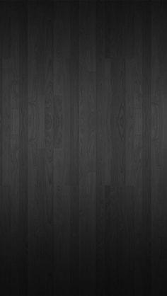 Black Wood iPhone 5 Wallpaper