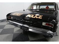 Malibu Police Car - Bing images