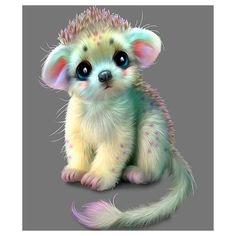╰ ⊰ ✿ gs ✿ ⊱ ╮ cute cartoon, cute animal drawings, kawaii drawings, cute an Cute Fantasy Creatures, Cute Creatures, Magical Creatures, Cute Animal Drawings, Cute Drawings, Drawing Animals, Cute Animal Illustration, Kawaii Drawings, Manga Illustration