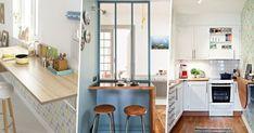 Vous possédez une petite cuisine et vous doutez de la capacité de votre pièce à accueillir un coin repas digne de ce nom? On vous prouve illico presto le contraire!
