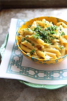 One Pot Creamy Pumpkin Pasta