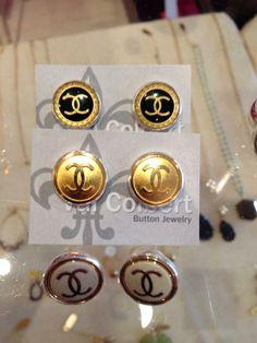 Vintage Chanel jewelry!