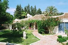 Marbella villa in great location - charming, cozy and welcoming!