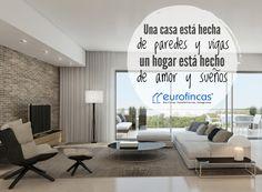 Si buscas un hogar, necesitas Eurofincas :)    🔑 Eurofincas - (34) 93 476 49 69 | Roger de Lluria, 116 08037 – BCN
