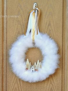 diy+christmas+winter+wonderland+wreath+facing.jpg (481×640)