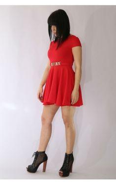 ΦΟΡΕΜΑ Skater Skirt, Skirts, Dresses, Fashion, Vestidos, Moda, La Mode, Skater Skirts, Skirt