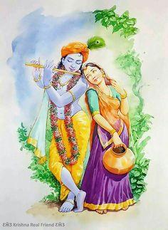 Rad he Shyam Lord Krishna Images, Radha Krishna Pictures, Radha Krishna Photo, Krishna Art, Krishna Flute, Shree Krishna, Hanuman, Radhe Krishna Wallpapers, Lord Krishna Hd Wallpaper