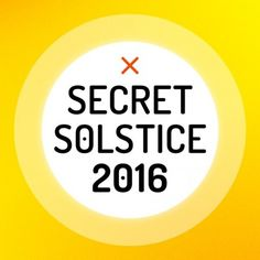Secret Solstice 2016 @ Reykjavík   Capital Region   Iceland