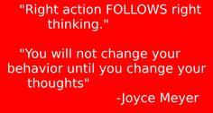 Joyce meyer quote from #battlefieldofthemind #christianbook