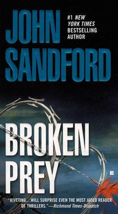 Broken Prey Lucas Davenport Series By John Sandford