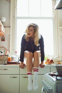 Dans la cuisine de Rens Kroes | Vogue