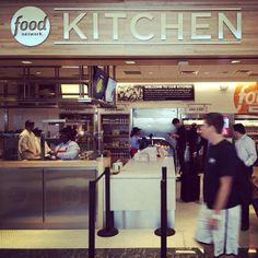 Food Network Kitchen Atlanta is now open in the Hartsfield–Jackson Atlanta International Airport. Get the details at #FNDish: http://blog.foodnetwork.com/fn-dish/2014/06/just-landed-food-network-kitchen-at-atlanta-international-airport/