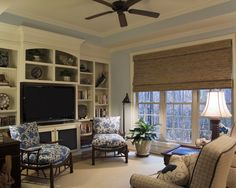 Built In Home Entertainment Center Design, Pictures, Remodel, Decor and Ideas