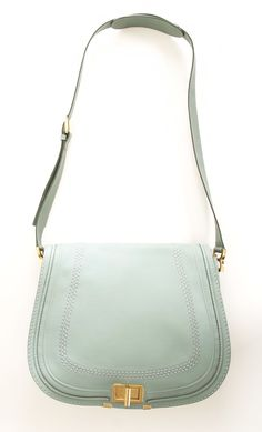 CHLOE SHOULDER BAG @Shop-Hers  Stunning Chloe Marcie Cross Body hand bag!  Price: $1,195  Price when purchased: 1,895