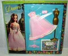 Image detail for -... dawn fashions wedding apparel palitoy pippa fashions topper dawn