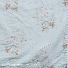 Overdyed Napkins from Rachel Ashwell Shabby Chic Couture