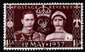 Great Britain 1937 King George VI Coronation Fine Used SG 461 Scott 234 Other British Commonwealth Stamps HERE!
