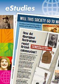 Resources for Australian Curriculum History, Civics & Citizenship