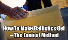How To Make Ballistics Gel, Make Ballistics Gel, how to, frugal, shooting, gel, target practice, practice, targets, easy ballistics gel tutorial,