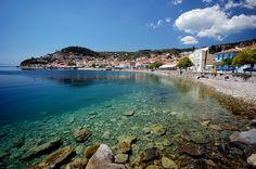 Limni, Greece.  Lovely little town!