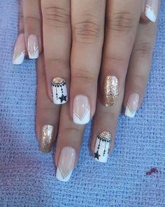 Manicure, Nails, France, Beauty, Instagram, Classy Nails, Short Nail Manicure, Nail Manicure, Nail Art Designs