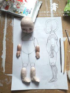 Текстильные куклы и игрушки/Ольга Шепелева