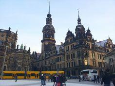 Dresden w Sachsen