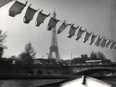 Doisneau, waiting for Paris