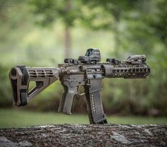 Airsoft hub is a social network that connects people with a passion for airsoft. Talk about the latest airsoft guns, tactical gear or simply share with others on this network Military Weapons, Weapons Guns, Guns And Ammo, Ar Pistol Build, Ar15 Pistol, Tactical Rifles, Firearms, Shotguns, Airsoft