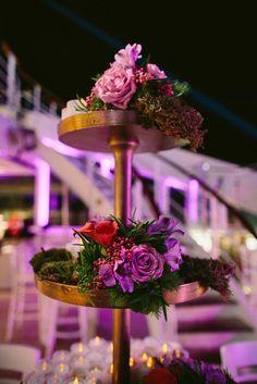 Flower arrangement ideas   Weddings in Greece