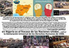 fundación jaime betancur cuartas : Boko Haram y el fracaso de la ONU en implantar la ...