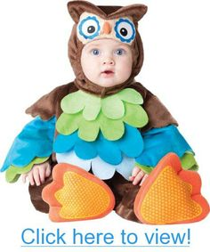 InCharacter Costumes, LLC What A Hoot, Brown/Multi, 12 to 18 months #InCharacter #Costumes #LLC #Hoot #Brown_Multi #months